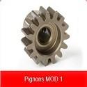 Pignons MOD 1.0 TEAM CORALLY