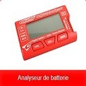 Analyseur de Batterie TEAM CORALLY