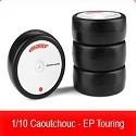 Pneus 1/10 Caoutchouc - EP Touring TEAM CORALLY