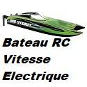 Bateau RC Vitesse Electrique