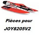 Pièces détachées pour JOY8205V2