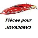 Pièces détachées pour JOY8209V2