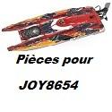 Pièces détachées pour JOY8654