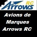 Avions de marque ARROWS RC