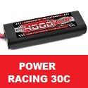 Batteries POWER RACING 30C