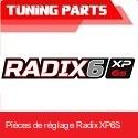 C-00185 RADIX XP 6S Pièces option