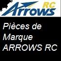 Pièces de marque ARROWS RC