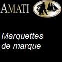 Maquettes de marque AMATI