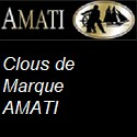 Clous de marque AMATI