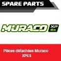 C-00176 MURACO XP 6S Pièces