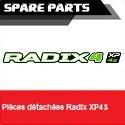 C-00186 RADIX XP 4S Pièces