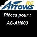 Pièces détachées pour AS-AH003