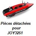 Pièces détachées pour JOY3251