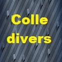 Colle divers
