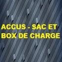 Accus - Sac et Box de charge