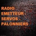 Radio Emetteur - Servos - Palonniers